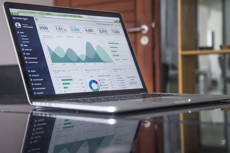 Obseg poslovanja in poslovni dogodki